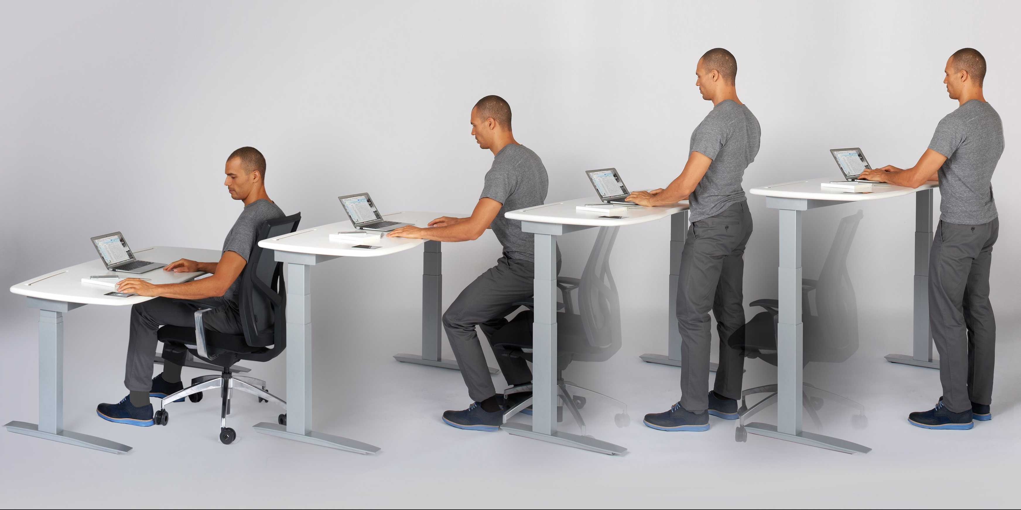 magic chair while genius exercise for the office most work fitness best desk at workers sitting exercises computer