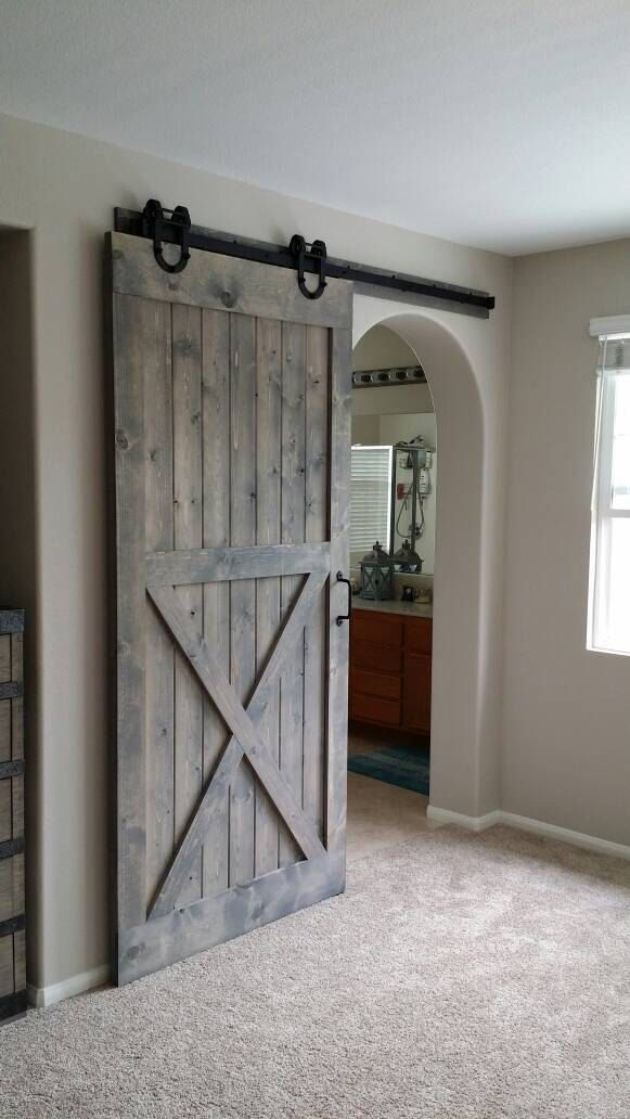 Barn Door Project My Wife 39 S Closet Part 1 Steemit