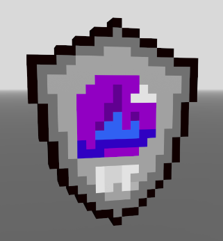 My First Pixel Art Kryptoceks Shield Item For Ifc Free To Use