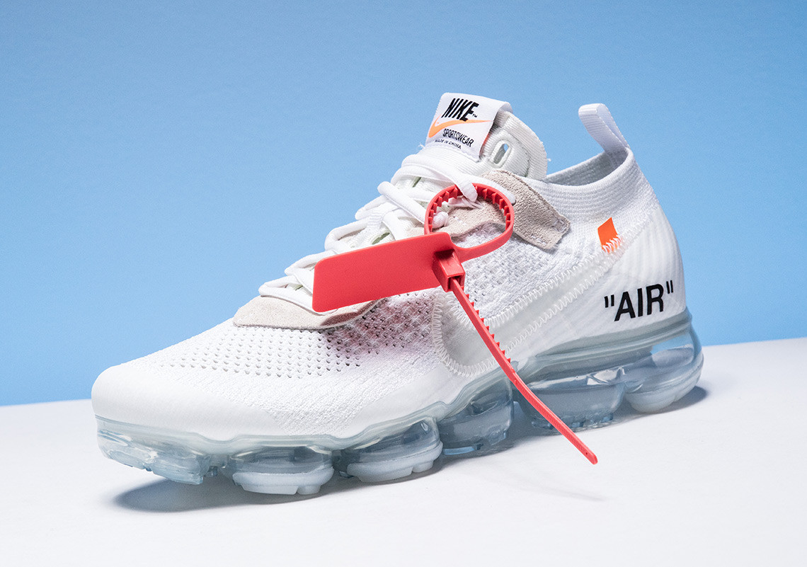 5b5e8286c5 A Closer Look At The OFF WHITE x Nike Vapormax In White — Steemit