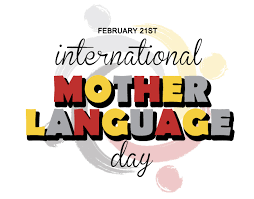 Image result for Images for International Mother language Day 2019