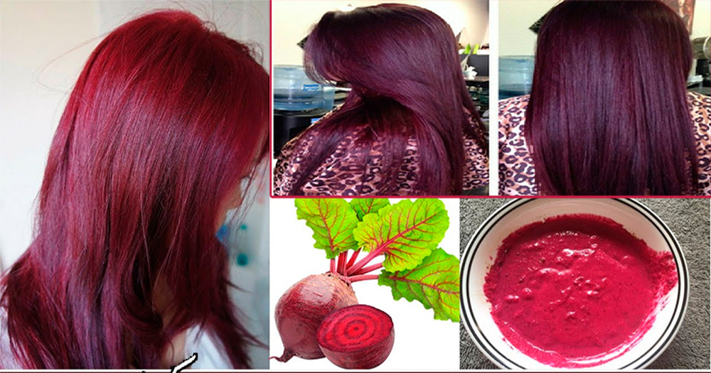 How To Dye Your Hair With Beets!! — Steemit