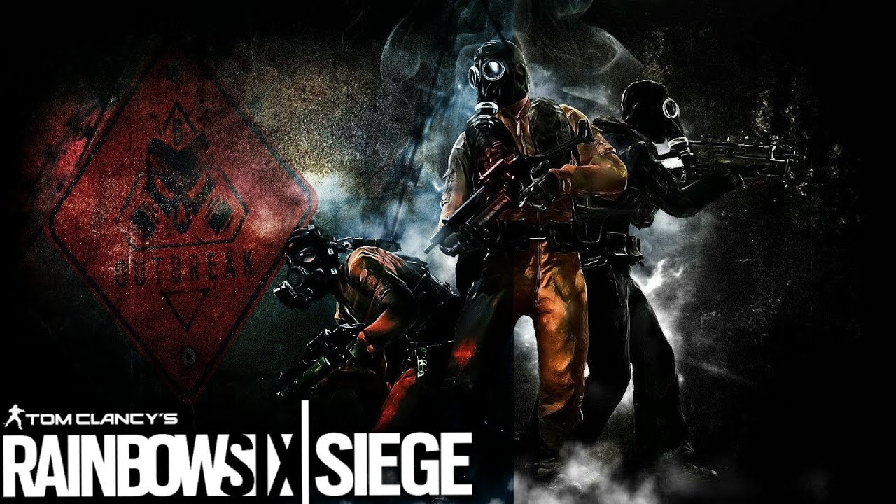 Rainbow Six Siege Outbreak Preview Tactical Shooter Hits Left 4