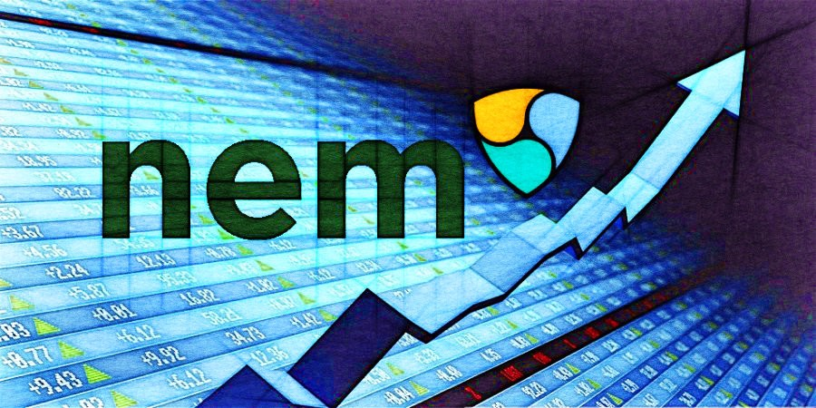 nem cryptocurrency price