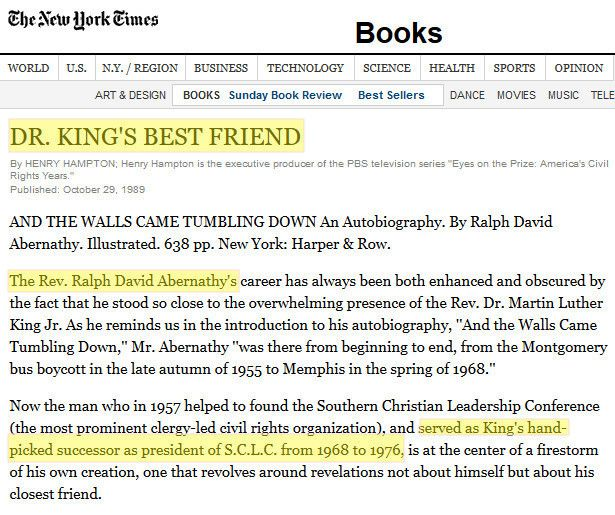 Martin Luther King Best Friend Abernathy New York Times SteemTruth .jpg