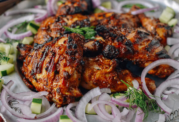 Spicy indian delicacy grilled tandoori chicken recipe steemit 1g forumfinder Image collections