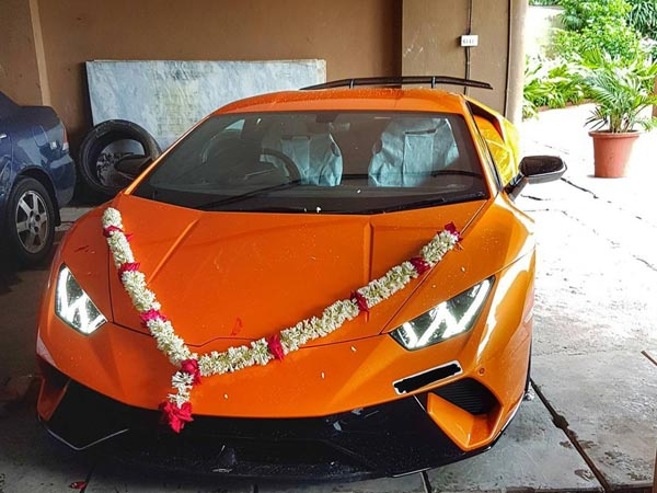 Lamborghini S First Hurrancan Performance In India Price 3 97