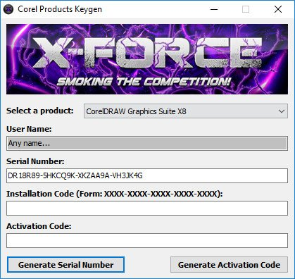 download key generator corel draw x5