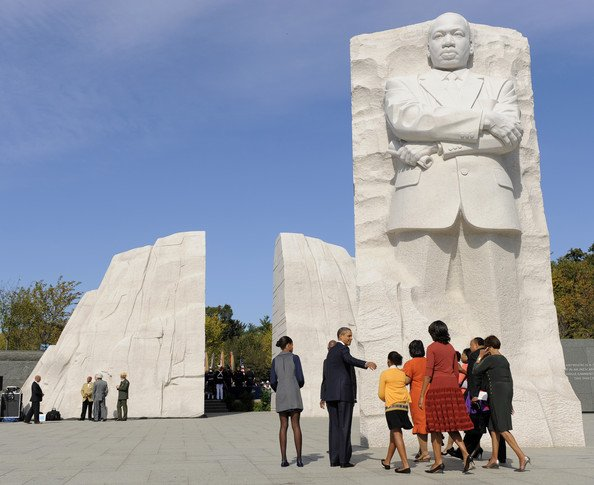 Obama Martin Luther King Memorial Steemtruth.jpg