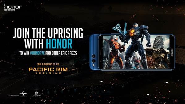 Honor and Pacific Rim Uprising: 3 chances to grab an Honor