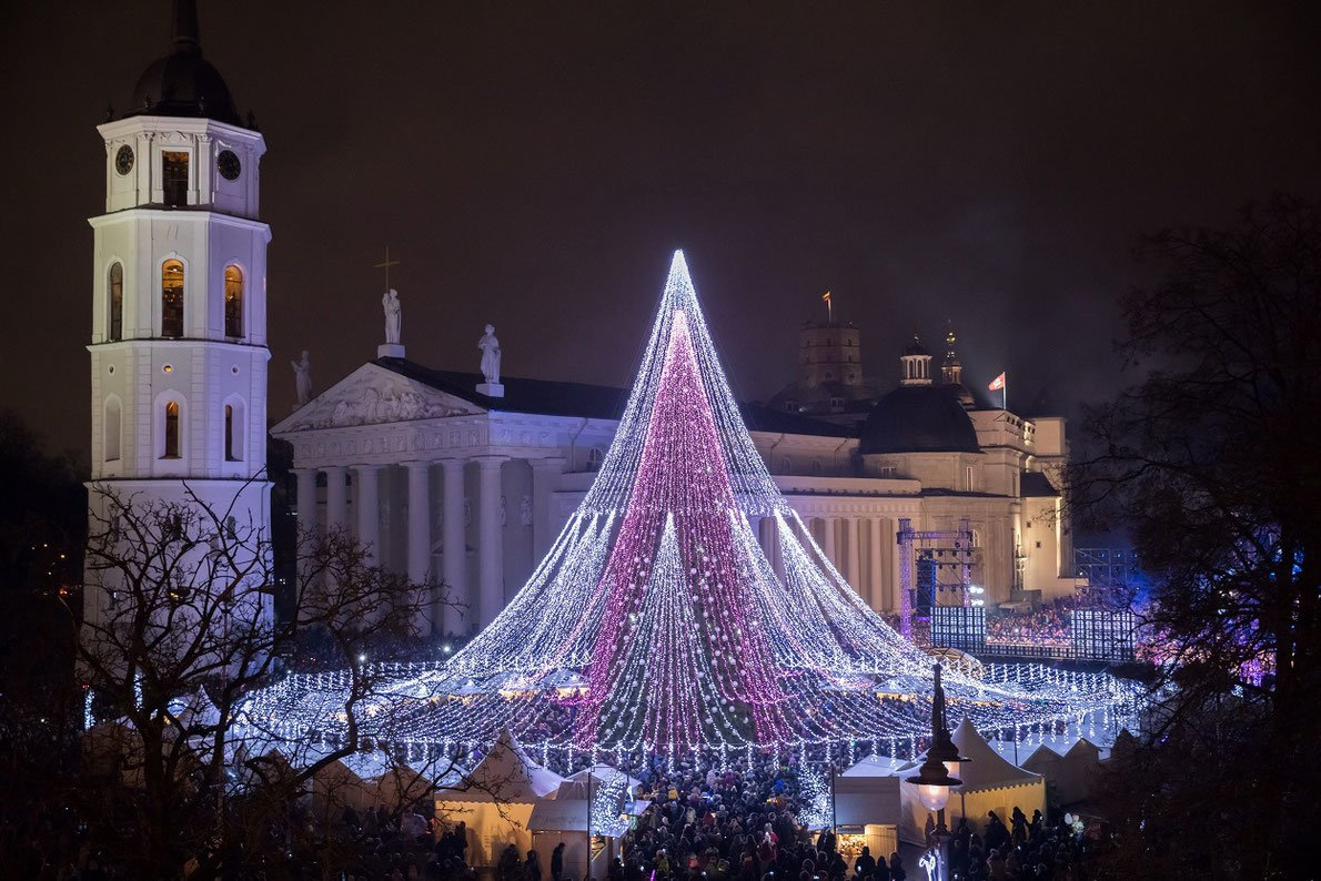 Most beautiful christmas trees in europe poll steemit for Most beautiful christmas photos