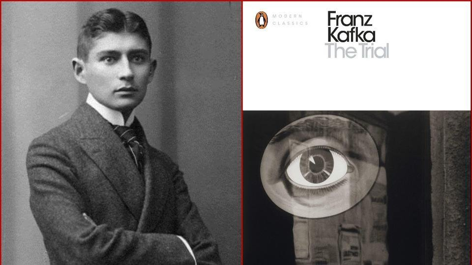 franz kafka the trial essay Franz kafka: subversive dreamer provides bracing corrections to much  fuzzy  in essays and book chapters throughout the late 20th century, löwy.