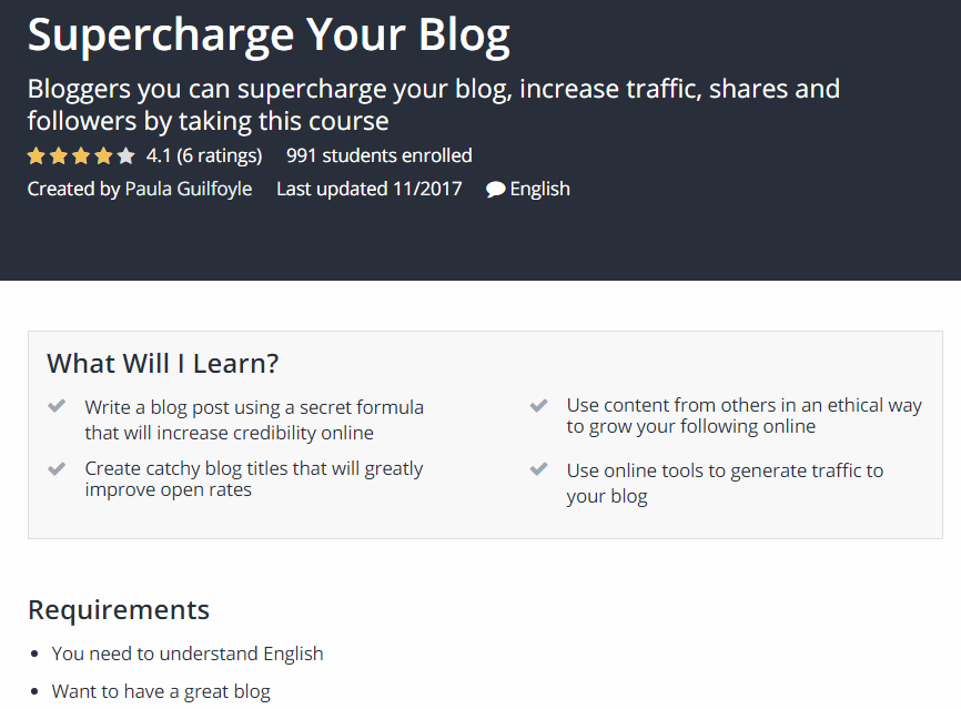Exclusive_Blogging_Course