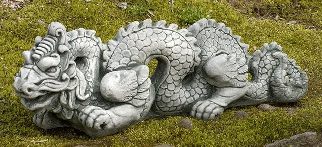 Asian Garden Statues U2014 Steemit