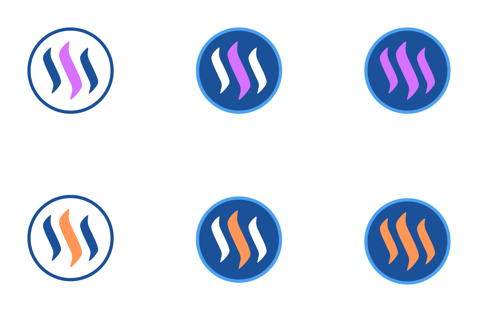 Steem coin symbol phase 2 steemit i did not include these in the comments but if you prefer an alternative colour for steem power please voice it in a comment and i will add it buycottarizona