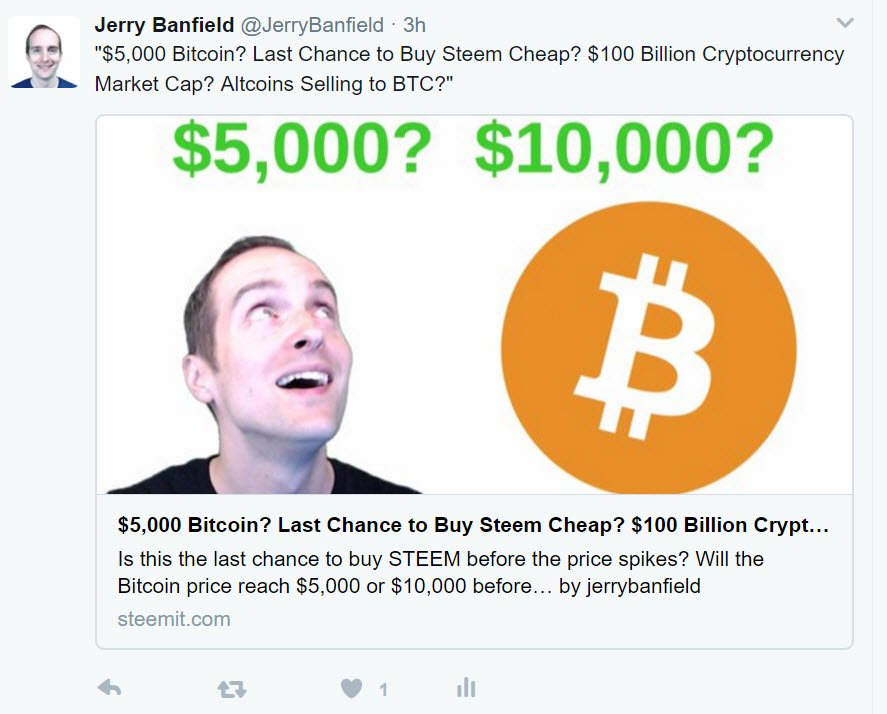 twitter tweet from steemit.com blog post using zapier.jpg