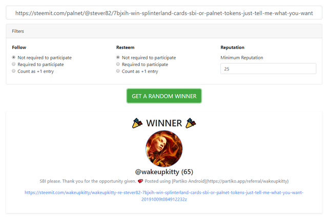 20191014 22_33_57Steem Random Winner Picker.png