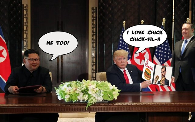 Trump Kim Chic fil a joke.jpeg