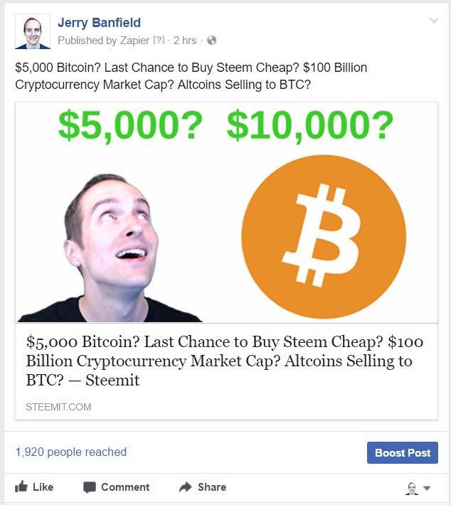 facebook page post zapier steemit example.jpg